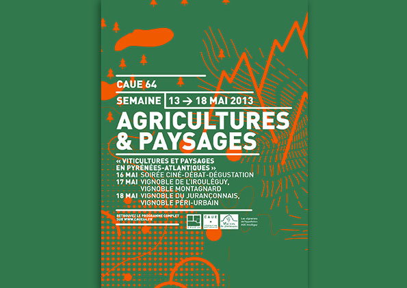 Semaine agricultures et paysages