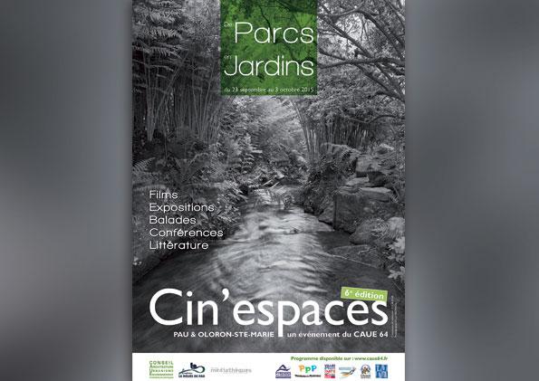 Cin'espaces