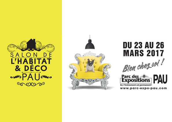 Salon de l 39 habitat et de la d coration pau caue 64 for Salon de l habitat 2017