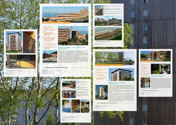 Fiches Architecture 20e-21e siècles