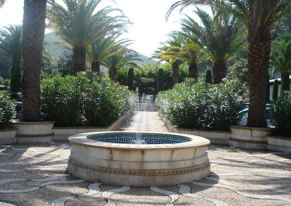 Jardin des thermes cambo les bains caue 64 for Jardin 64