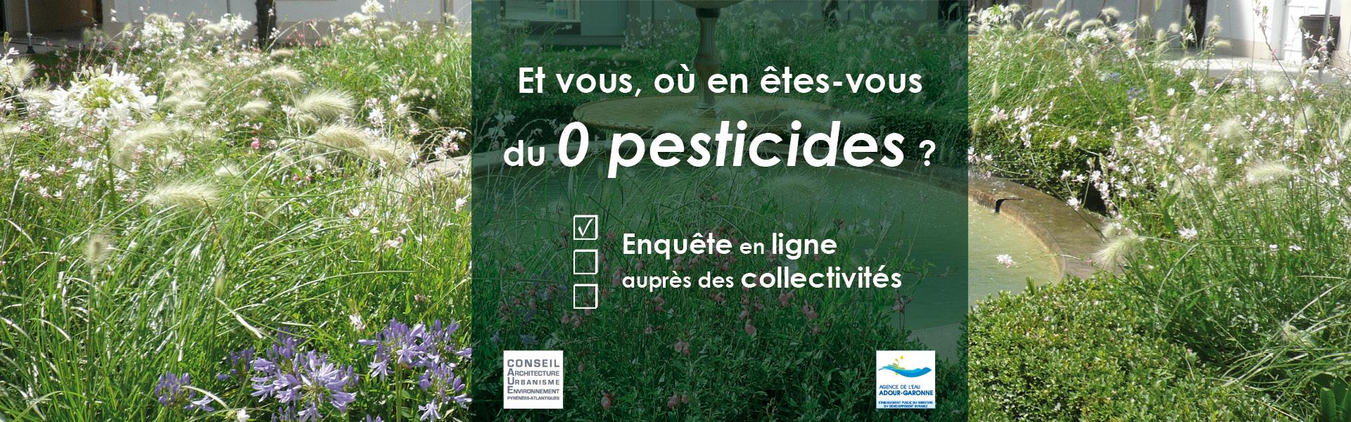 """Objectif """"Zéro pesticide » dans nos villes et villages !"""