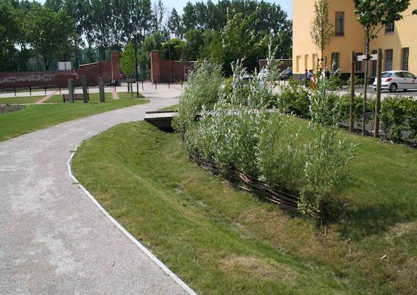 Cycle Gestion alternative des eaux pluviales