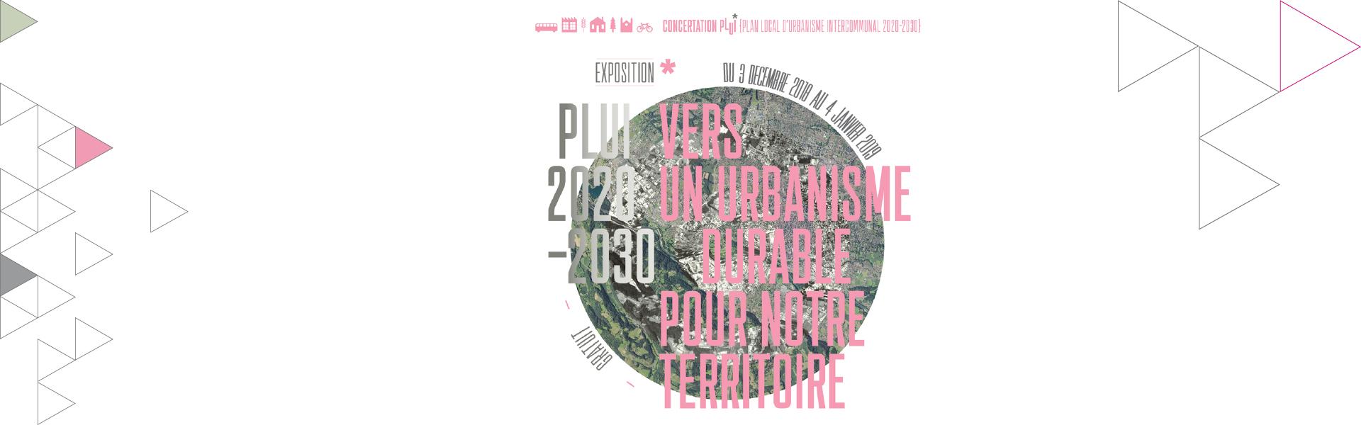 Exposition // Pourquoi un PLUi pour l'agglomération Pau Béarn Pyrénées ?