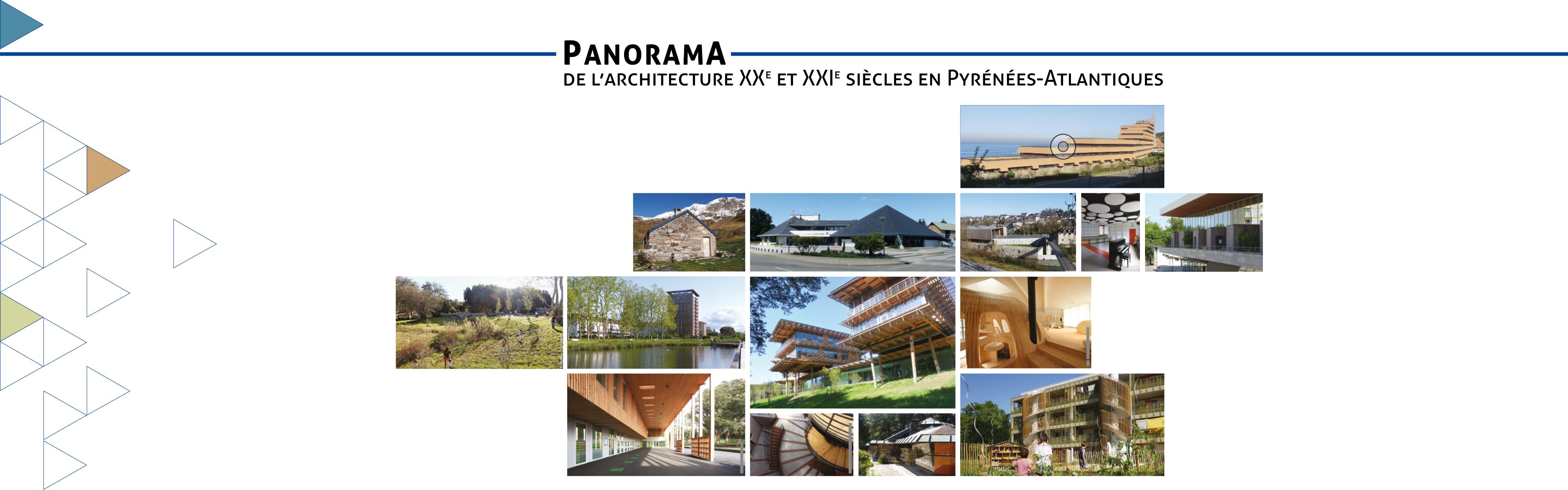Envie d'architectures et de belles images ?