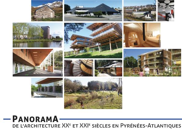 Panorama de l'architecture XX et XXI siècles en Pyrénées-Atlantiques