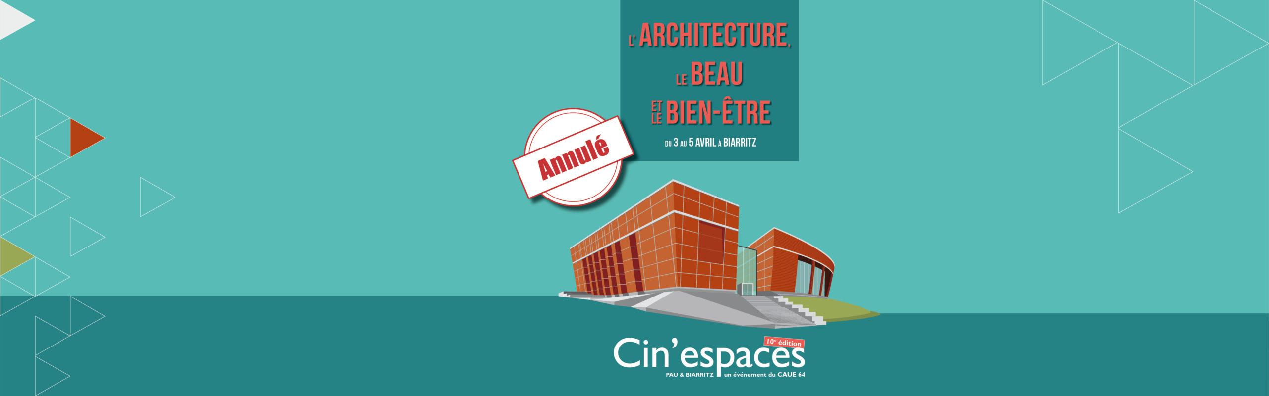 Les festival Cin'espaces de Biarritz est annulé